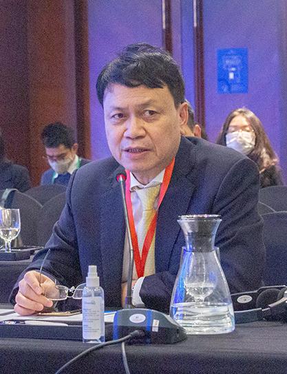 Mr. Dao Hong Thai