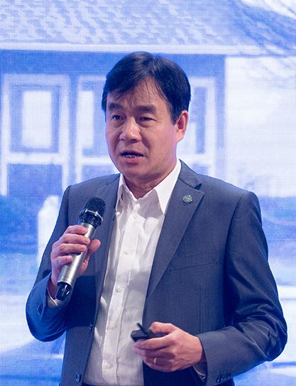Mr Bùi Tiến Hùng - Ecopark